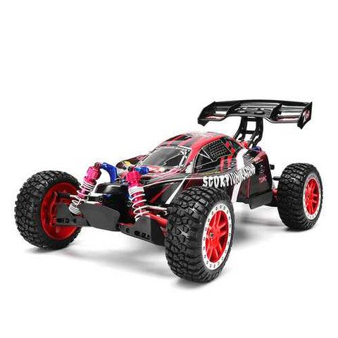 Remo 8055 1/8 2.4G 4WD Brushless 60KM/h Rc Car Scorpion Racing Off-road Buggy Truck RTR Toy - Cozzoo