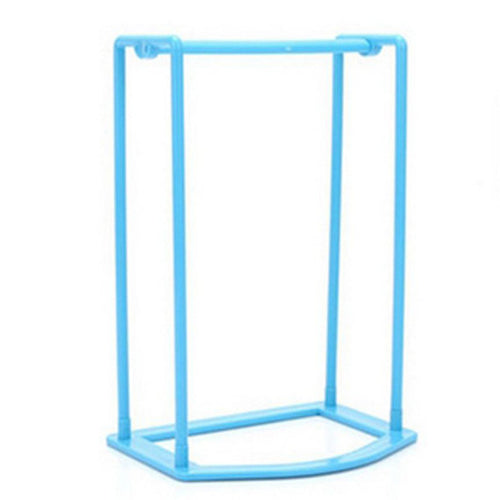 1PC DIY Plastic Hangers Storage Frame Stand Home - Cozzoo