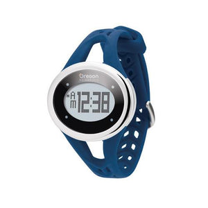 Oregon Scientific SE338/BXTDB Gaiam ECG Touch Watch, Navy Blue - Cozzoo