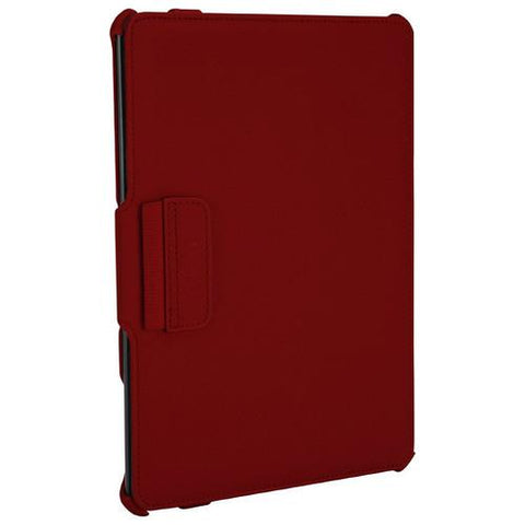Targus Ultra Twill Vuscape Case for iPad Air (Red) - Cozzoo