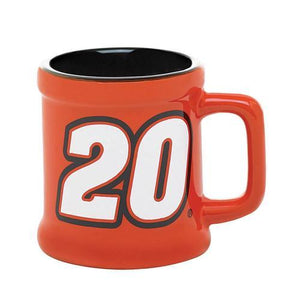 Tony Stewart Mug Shot Glass - Cozzoo