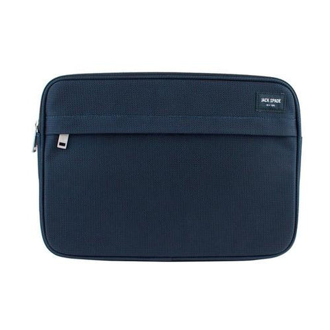 Jack Spade Zip Sleeve Case for Microsoft Surface 3 , Luggage Nylon Navy - Cozzoo