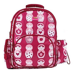 Penny Scallan Medium Backpack - Pink Russian Doll - Cozzoo