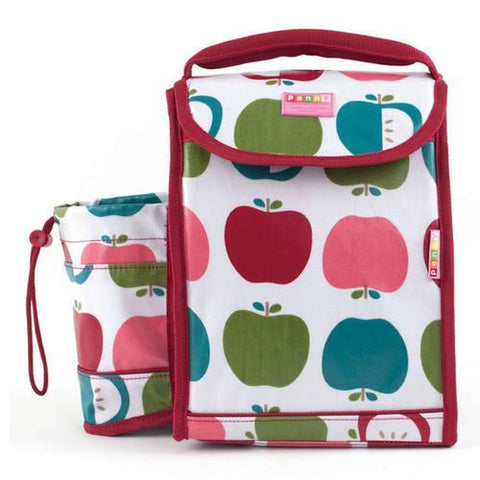 Penny Scallan Backpack Lunch Box - Juicy Apple - Cozzoo