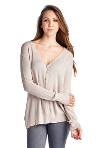 Women's Thermal Cardigans - Cozzoo