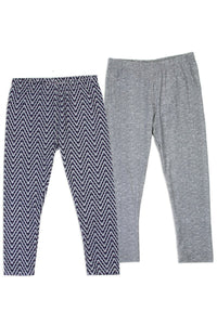 Twin Pack Girls 7-16 leggings - Cozzoo