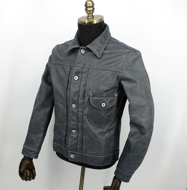 Free Shipping Quality Top Horsehide Genuine Leather Jacket Fashion