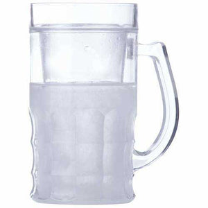 14oz Beer Mug with Freezing Gel - Cozzoo