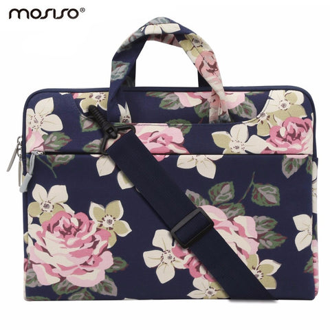 Mosiso Loptop 11 13.3 14 15.6 inch Canvas Zipper Sleeve Case for Macbook Air 11 Pro 13 15/DELL/Asus/Acer/HP Accessories 2018 New