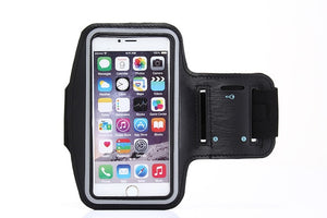 New Waterproof Sports Running Case Workout Holder Pouch For Iphone Cell Phone Arm Bag Band GYM free shipping(4.7inches)