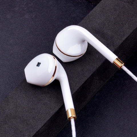 New in-ear earphone for iphone 5s 6s 5 xiaomi bass earbud headset Stereo Headphone For Samsung sony earpiece wired audifonos - Cozzoo