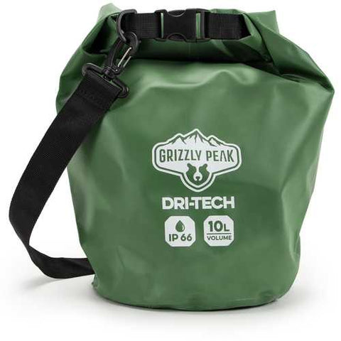 Dri-Tech Waterproof Dry Bag, 10 Liter