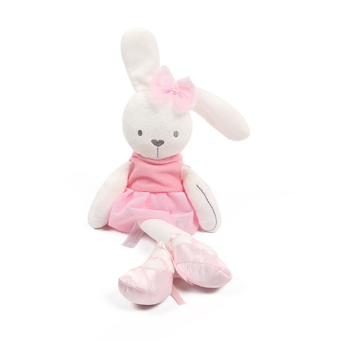 Soft Plush Toys For Children Bunny Sleeping Mate Stuffed &Plush Animal Baby Toys For Infants 50cm Cute Rabbit Doll Baby