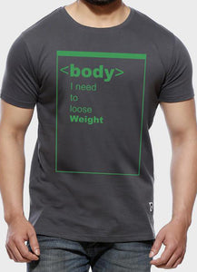 Body Men s Half Sleeve T-shirt - Cozzoo 24f8f887f1bc