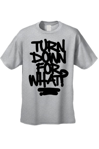 Men's Funny Hilarious Turn Down For What?  Short - Cozzoo