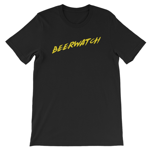 Beerwatch - Short-Sleeve Unisex T-Shirt - Cozzoo