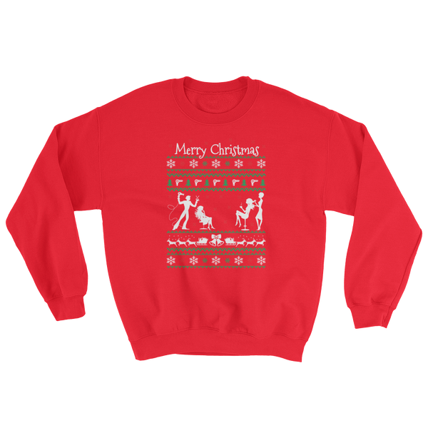 Merry Christmas - Hair Stylist - Sweatshirt - Cozzoo