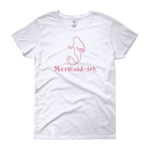 Mermaid-ish - Women's short sleeve t-shirt - Cozzoo