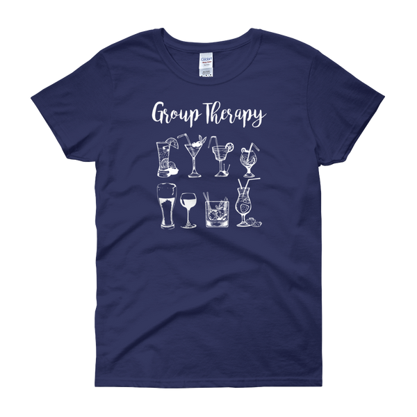 Group Therapy - Women's short sleeve t-shirt - Cozzoo