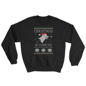 Christmas Is Coming - Sweatshirt - Cozzoo