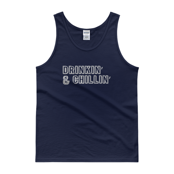 Drinkin' & Chillin' - Tank top - Cozzoo