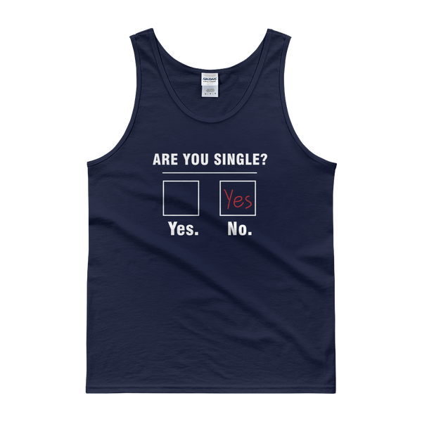 Are You Single? - Tank top - Cozzoo