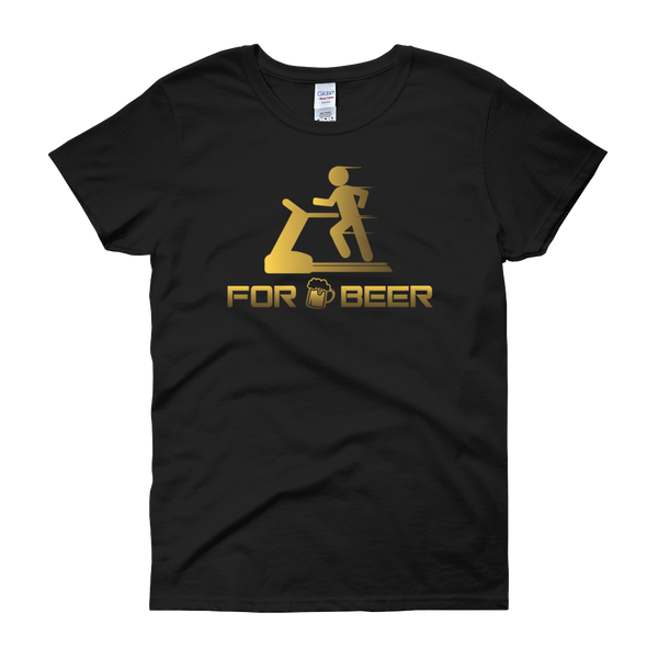 For Beer - Women's short sleeve t-shirt - Cozzoo