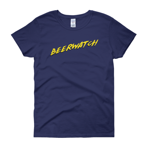 Beerwatch - Women's short sleeve t-shirt - Cozzoo
