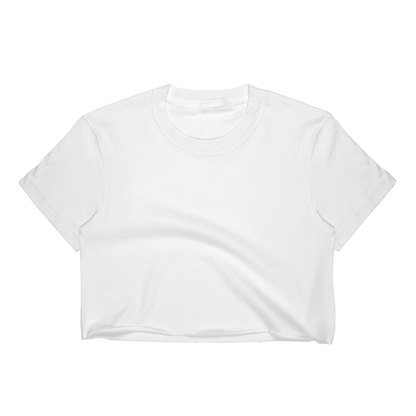 Dogs Before Dudes - Women's Crop Top - Cozzoo