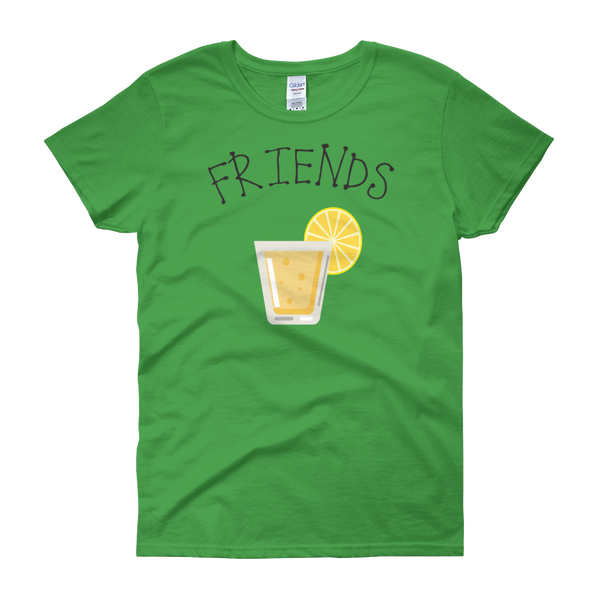 Best Friends - Beer/Drinking - Women's short sleeve t-shirt - Cozzoo