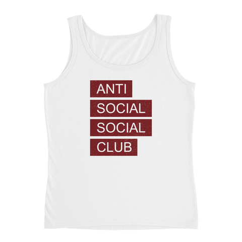 Anti Social Social Club - Ladies' Tank - Cozzoo