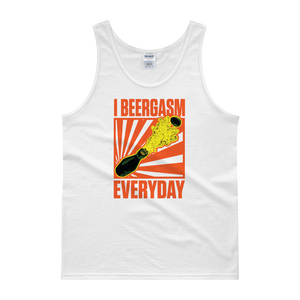 I Beergasm Every Day - Tank top - Cozzoo
