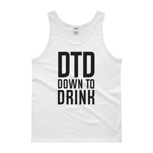 DTD Down to Drink - Tank top - Cozzoo