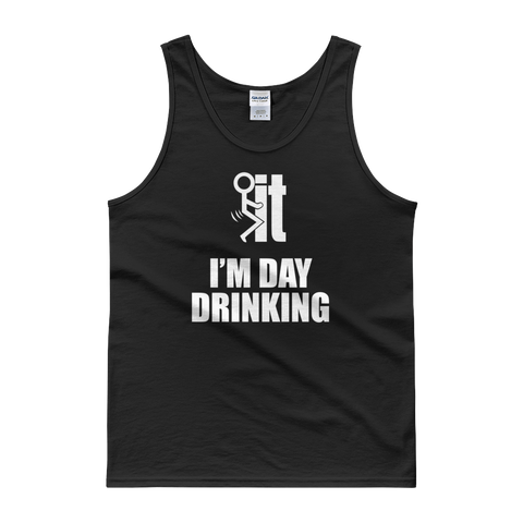 F-it I'm Day Drinking - Tank top - Cozzoo