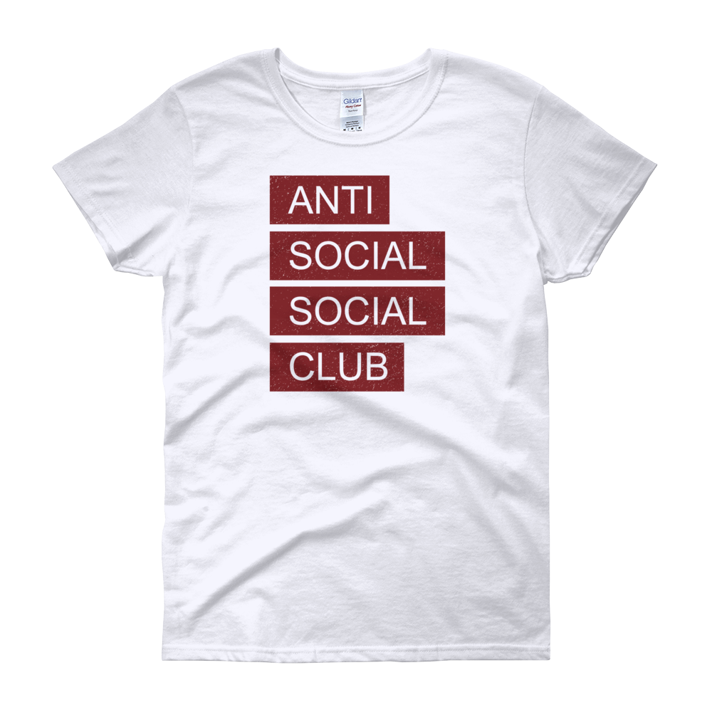 Anti Social Social Club - Women's short sleeve t-shirt - Cozzoo