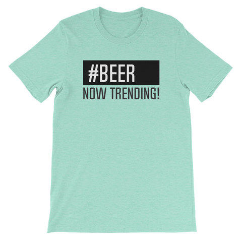 Beern Now Trending T-Shirts - Unisex Tees - Cozzoo