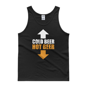 Cold Beer Hot Beer - Tank top - Cozzoo