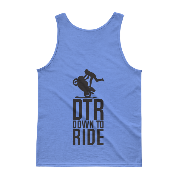 DTR Down to Ride - Tank top - Cozzoo