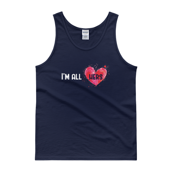I'm All Hers - Tank top - Cozzoo