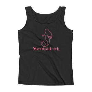 Mermaid-ish - Ladies' Tank - Cozzoo