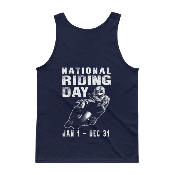 National Riding Day Jan 1 – Dec 31 - Tank top - Cozzoo