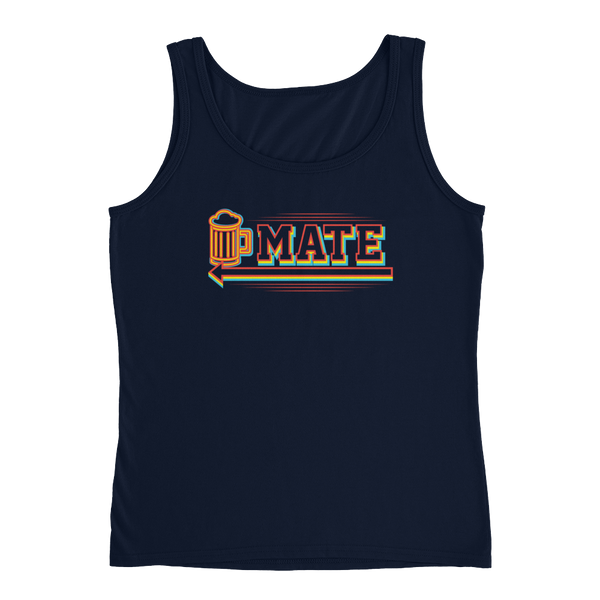 Drinking Mate - Ladies' Tank - Cozzoo