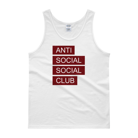 Anti Social Social Club - Tank top - Cozzoo