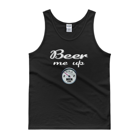 Beer Me Up - Tank top - Cozzoo