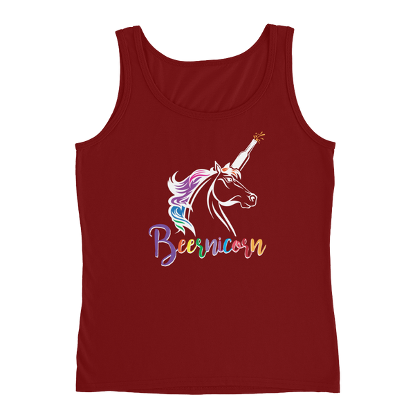 Beernicorn - Ladies' Tank - Cozzoo