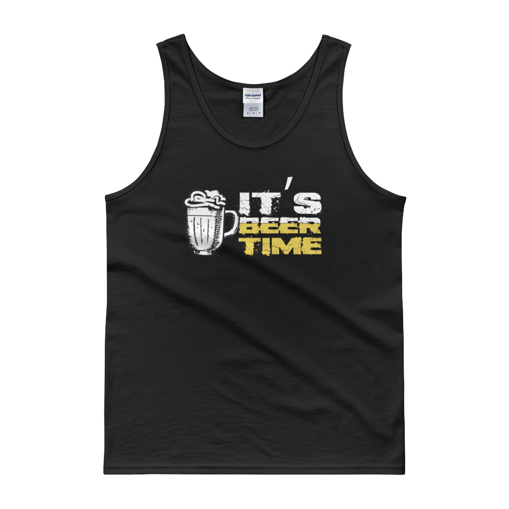 It's Beer Time - Tank top - Cozzoo
