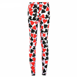 Deck Of Cards - Women's Leggings - Cozzoo