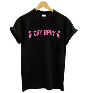 Cry Baby - Women's T-shirt - Cozzoo