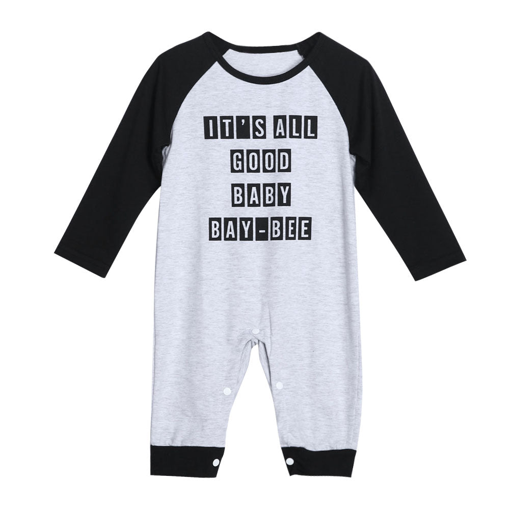 022ac018c5c28 It's All Good Baby Bay-Bee Infant Baby Overall Jumpsuit