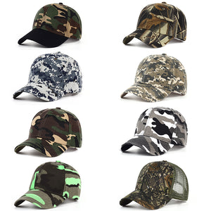 Army Tactical Camouflage Baseball Caps - Cozzoo